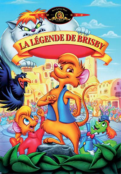 affiche du film La Légende de Brisby