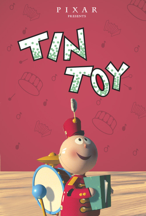 affiche du film Tin Toy