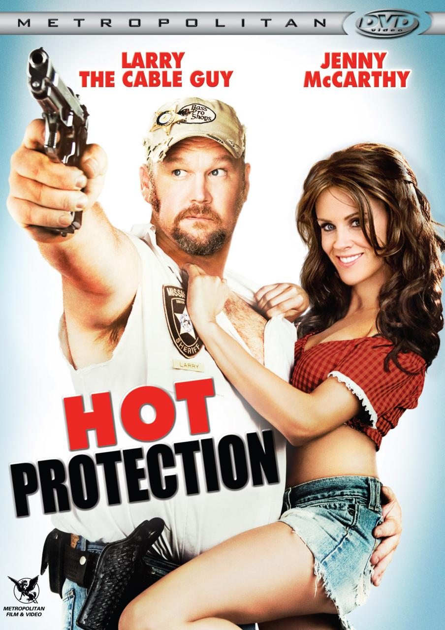 affiche du film Hot Protection