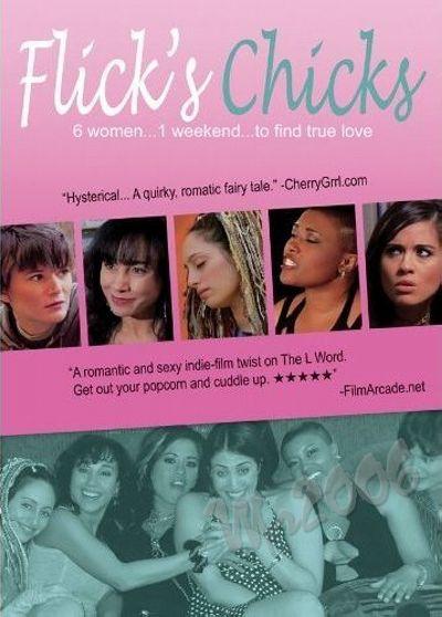 affiche du film Flick's chicks