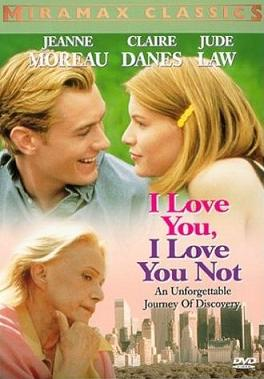 affiche du film I Love You, I Love You Not