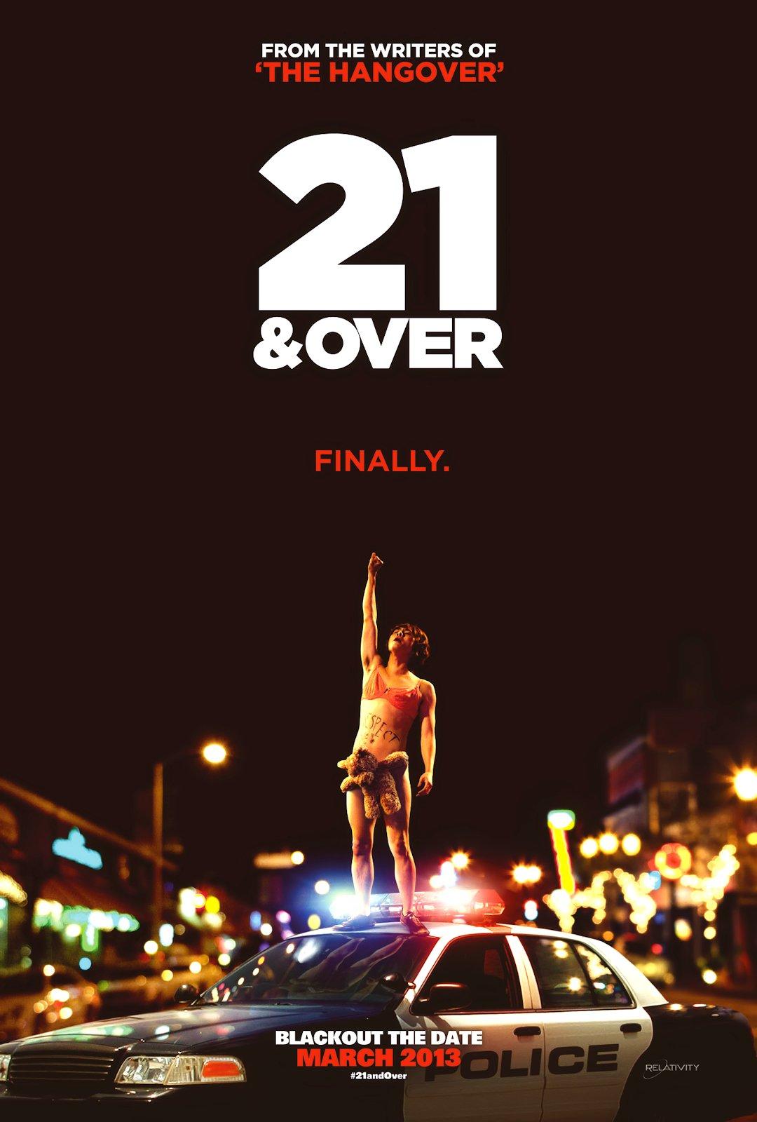 affiche du film 21 & Over