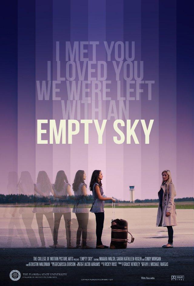 affiche du film Empty sky