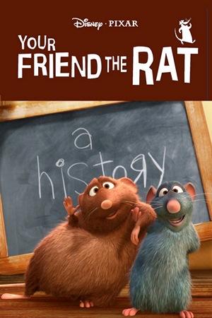 affiche du film Notre ami le rat