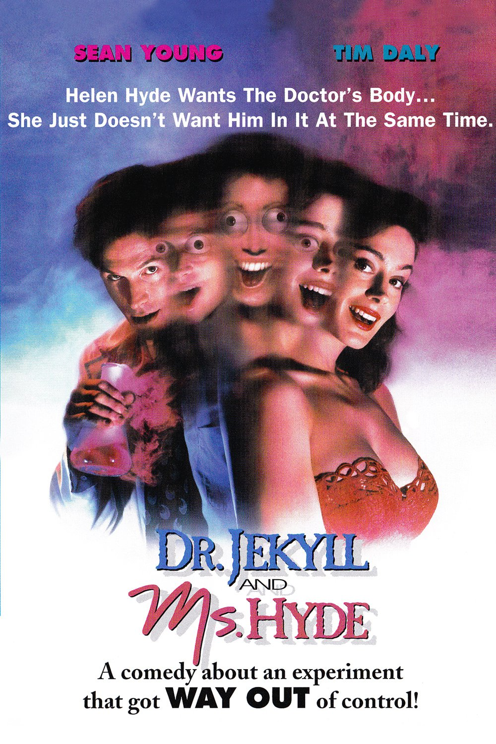 affiche du film Dr. Jekyll and Ms. Hyde