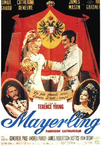 affiche du film Mayerling (1968)