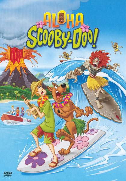 affiche du film Aloha, Scooby-Doo