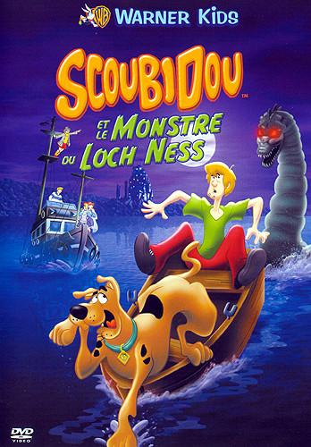 affiche du film Scooby-Doo et le monstre du Loch Ness