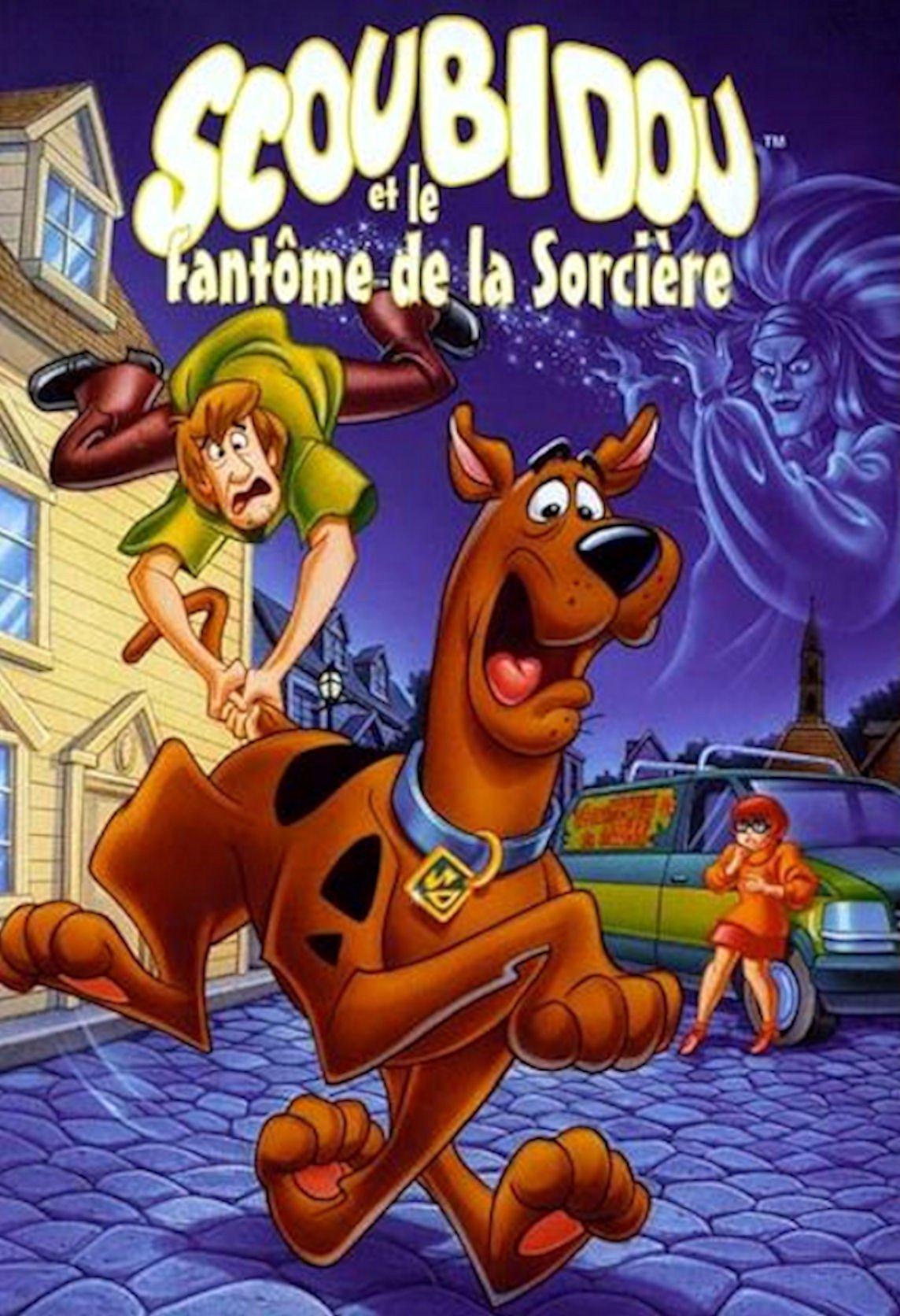 affiche du film Scooby-Doo et le fantôme de la sorcière (TV)