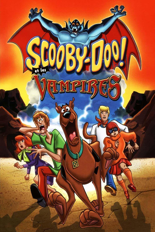 affiche du film Scooby-Doo et les vampires