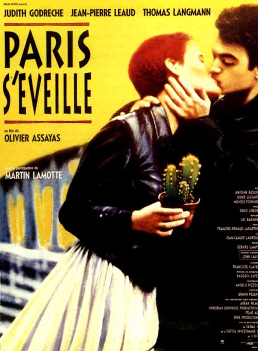 affiche du film Paris s'éveille