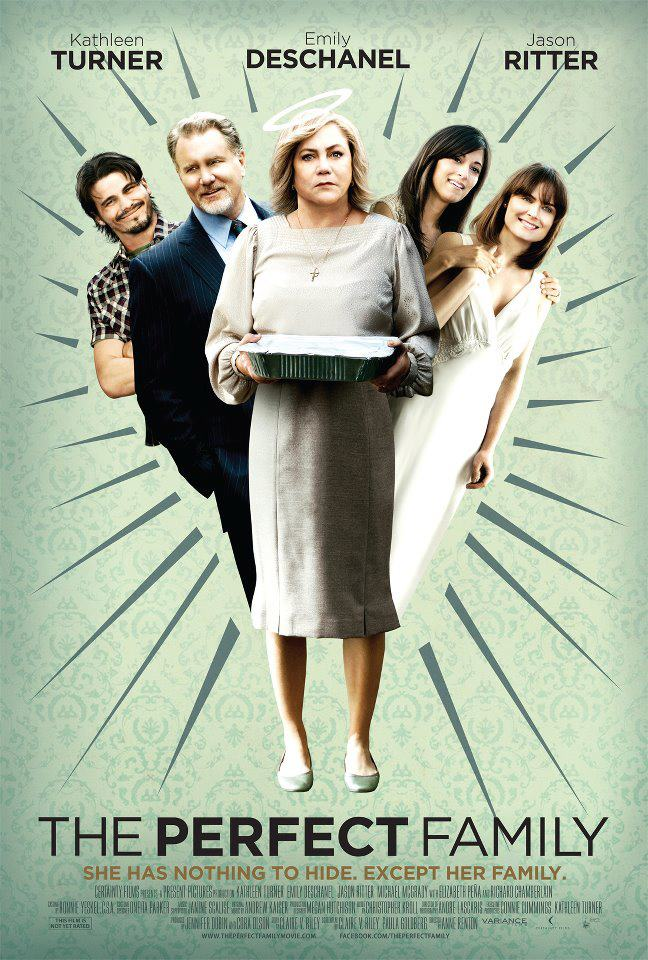 affiche du film The Perfect Family