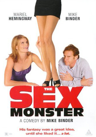 affiche du film The Sex Monster