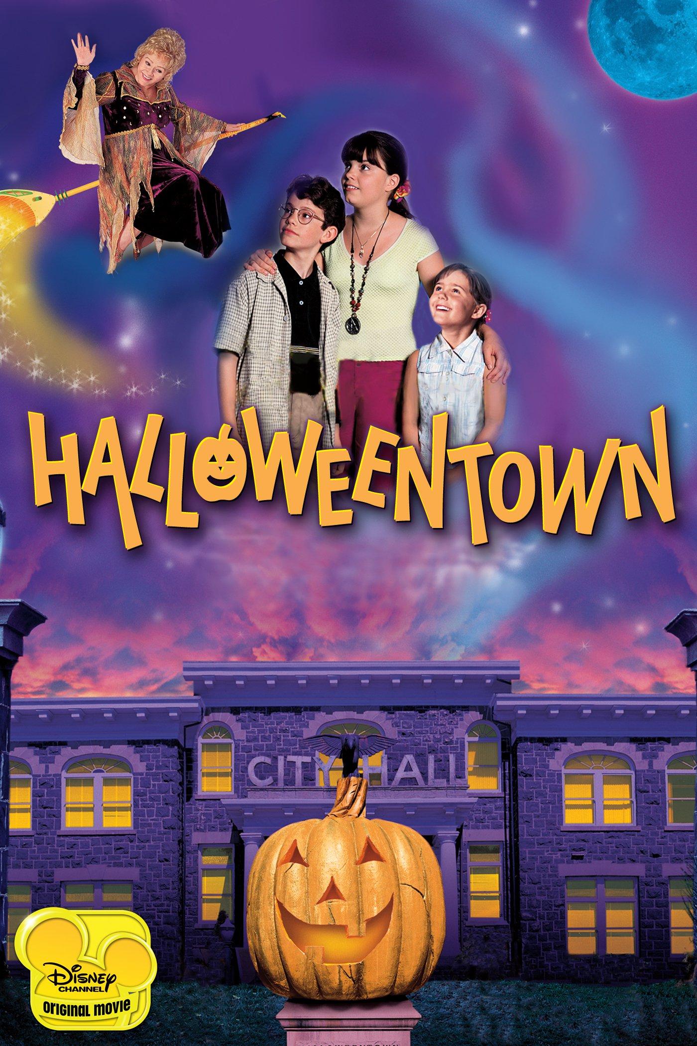 affiche du film Les Sorcières d'Halloween (TV)