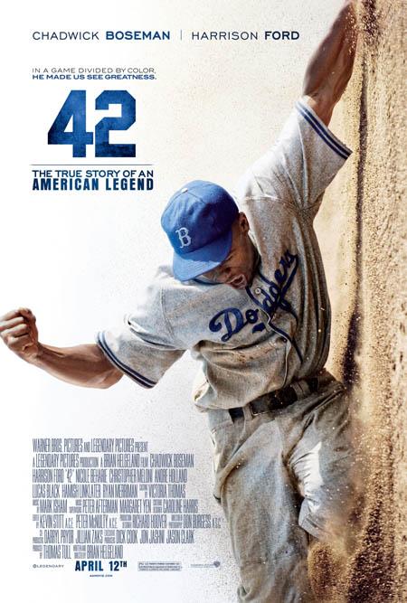 affiche du film 42