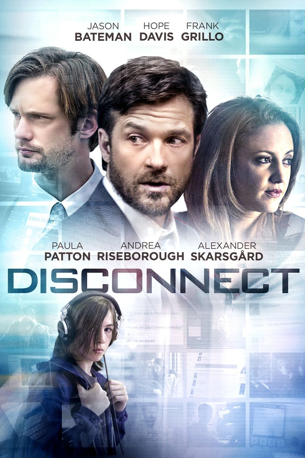 affiche du film Disconnect