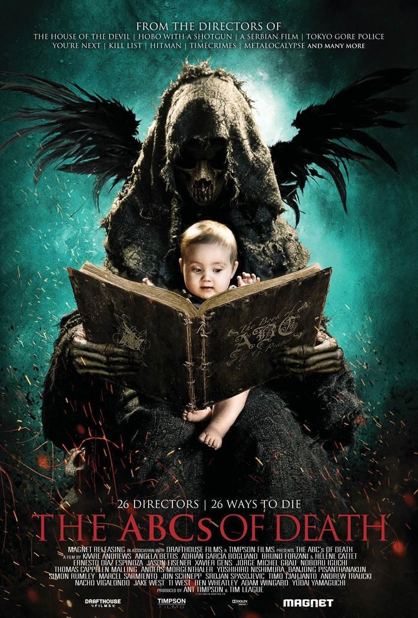 affiche du film The ABCs of Death