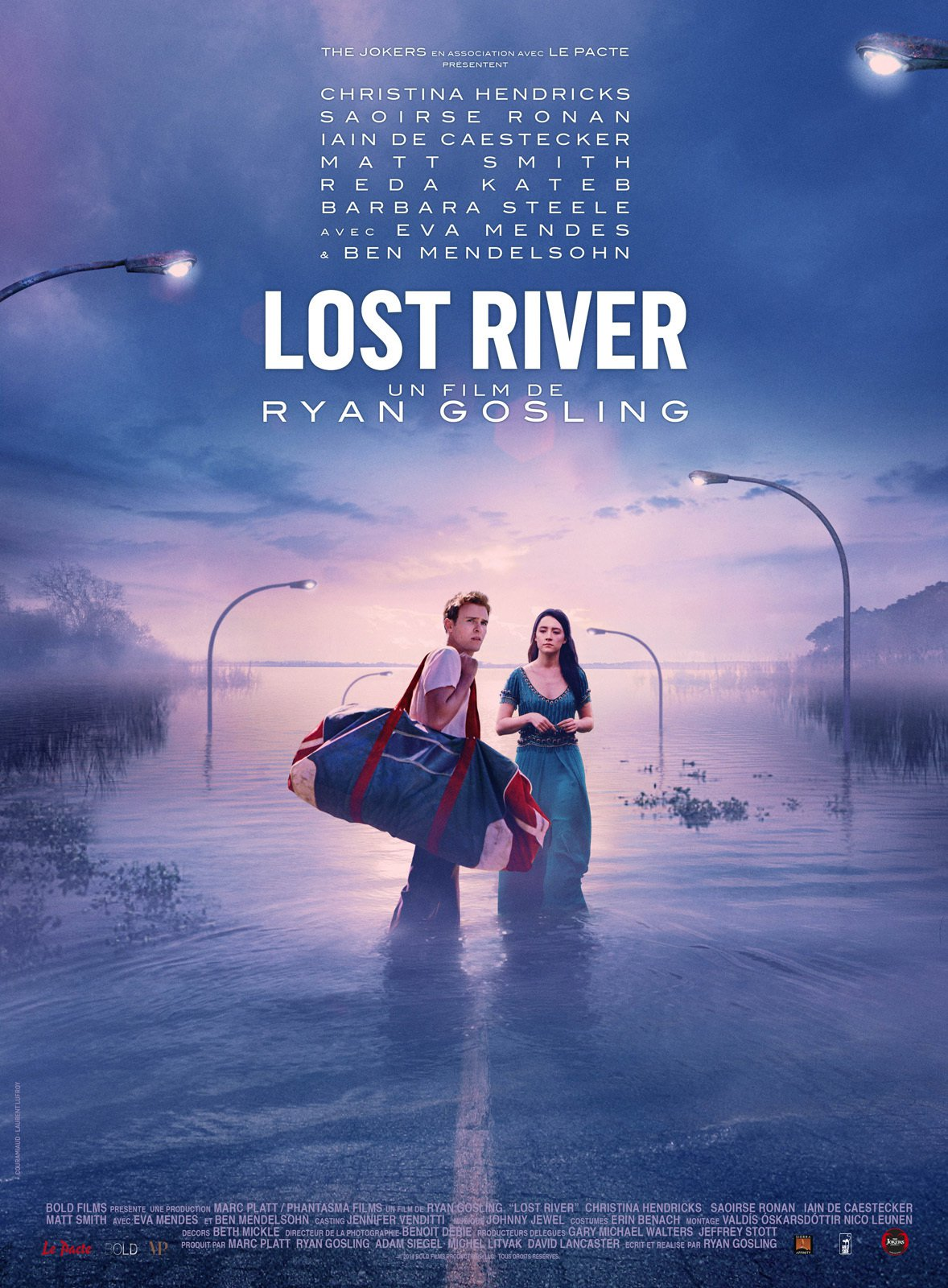 affiche du film Lost River