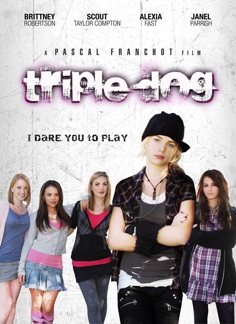 affiche du film Triple Dog