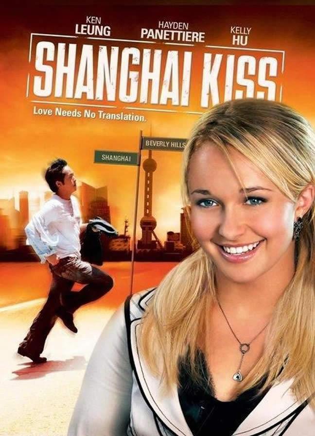 affiche du film Shanghai Kiss