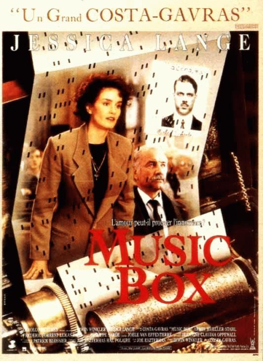 affiche du film Music Box