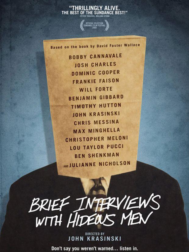 affiche du film Brief Interviews With Hideous Men