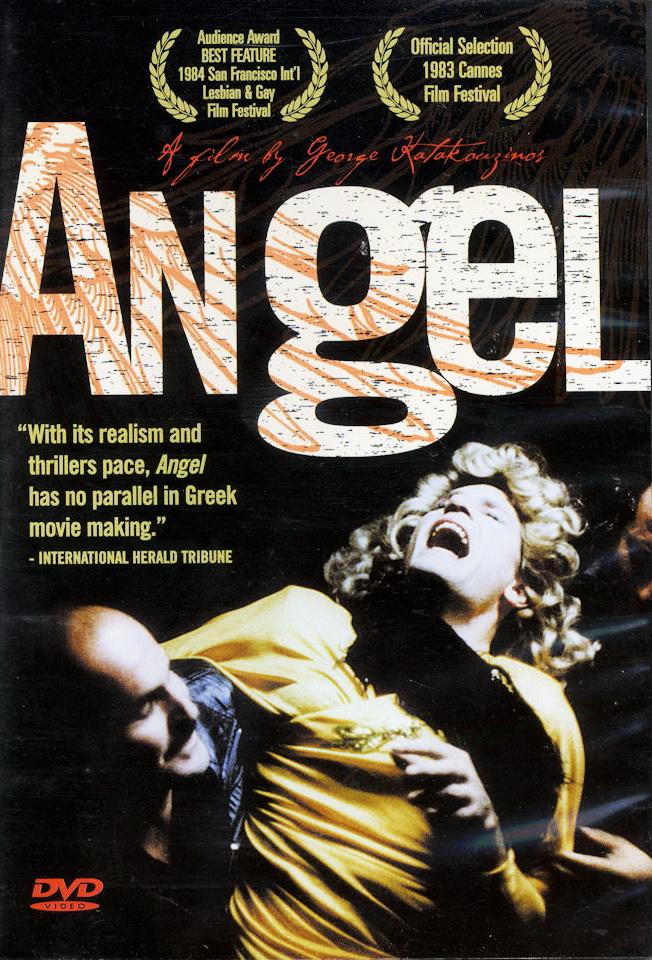 affiche du film Angel