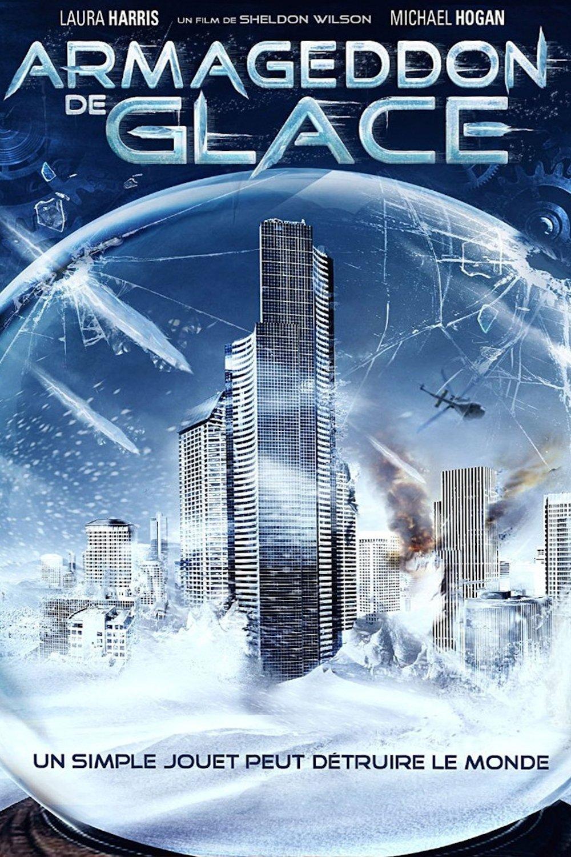 affiche du film Armageddon de glace (TV)