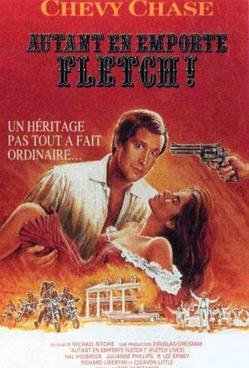 affiche du film Autant en emporte Fletch