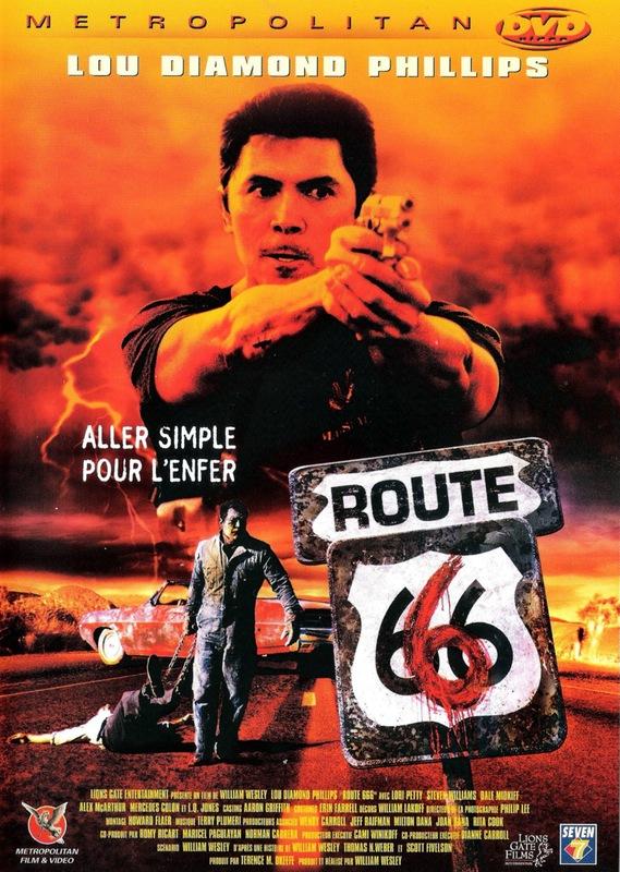 affiche du film Route 666