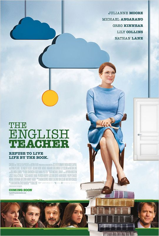 affiche du film The English Teacher