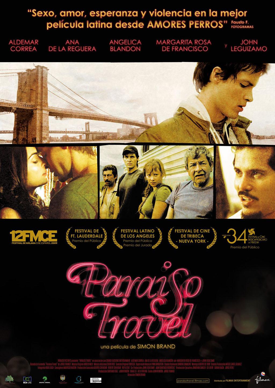 affiche du film Paraiso Travel