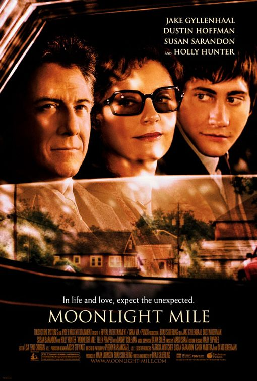 affiche du film Moonlight Mile