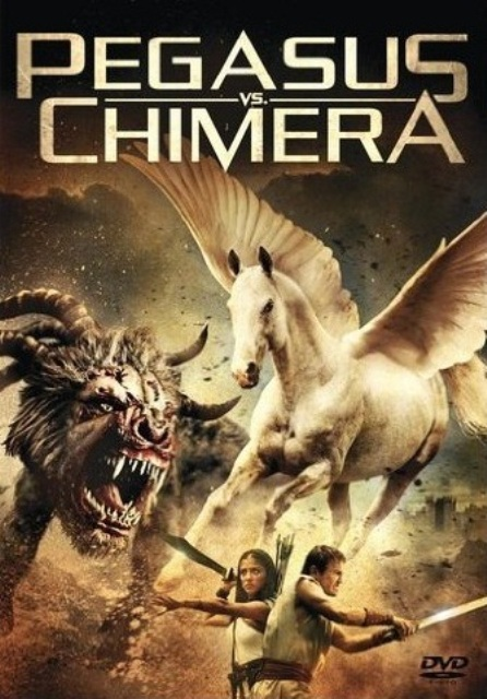 affiche du film Pegasus Vs Chimera (TV)