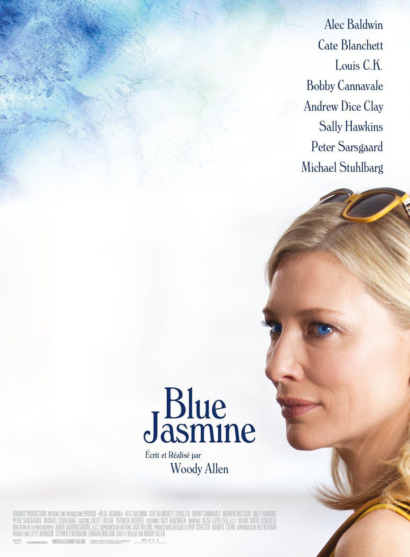 affiche du film Blue Jasmine