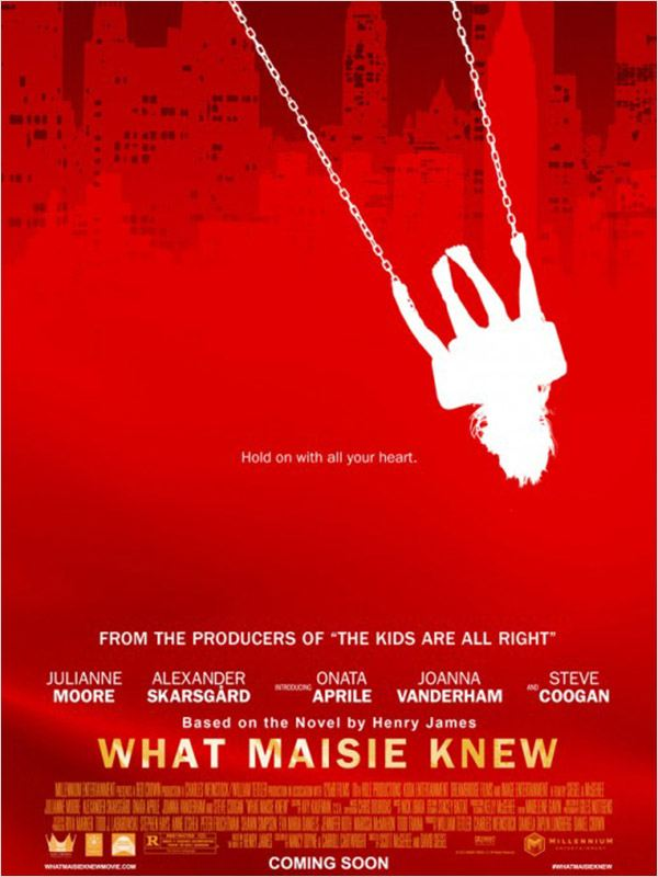 affiche du film What Maisie Knew