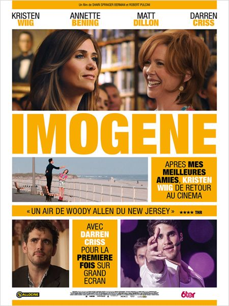 affiche du film Imogene