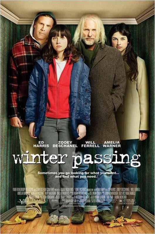 affiche du film Winter Passing