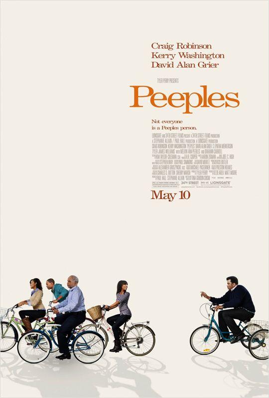 affiche du film Peeples