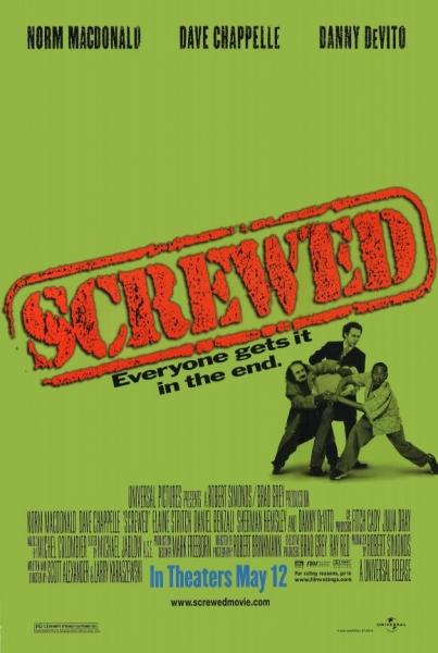 affiche du film Screwed