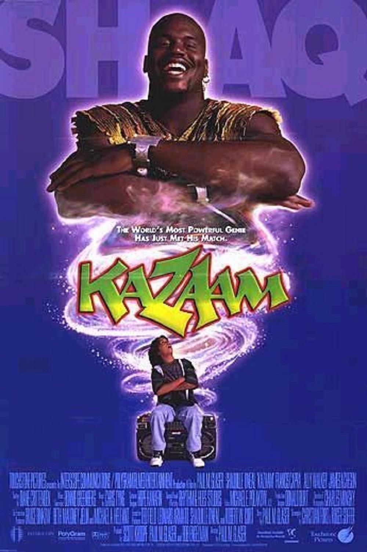affiche du film Kazaam