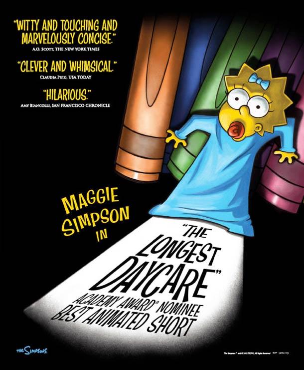 affiche du film Dure journée pour Maggie