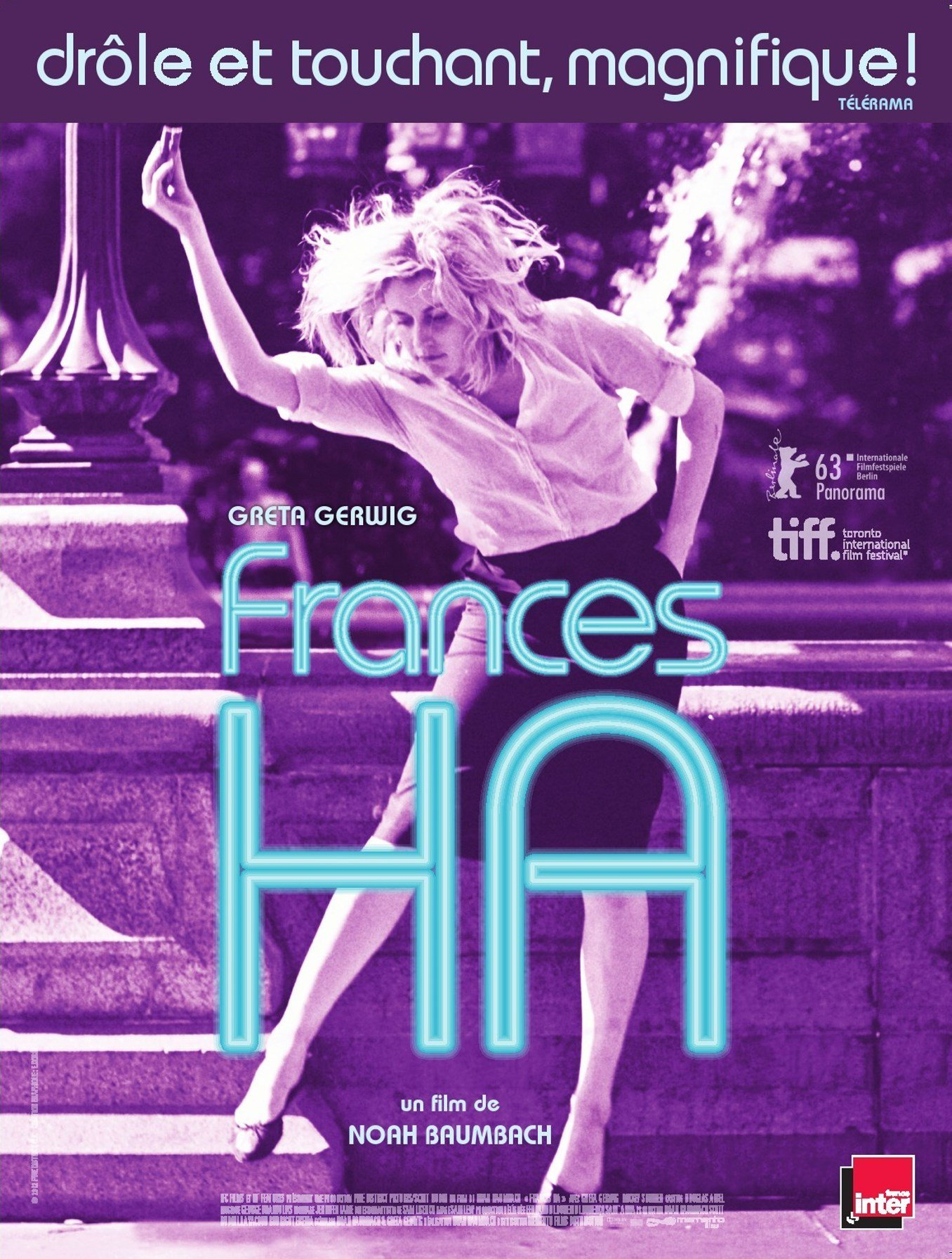 affiche du film Frances Ha