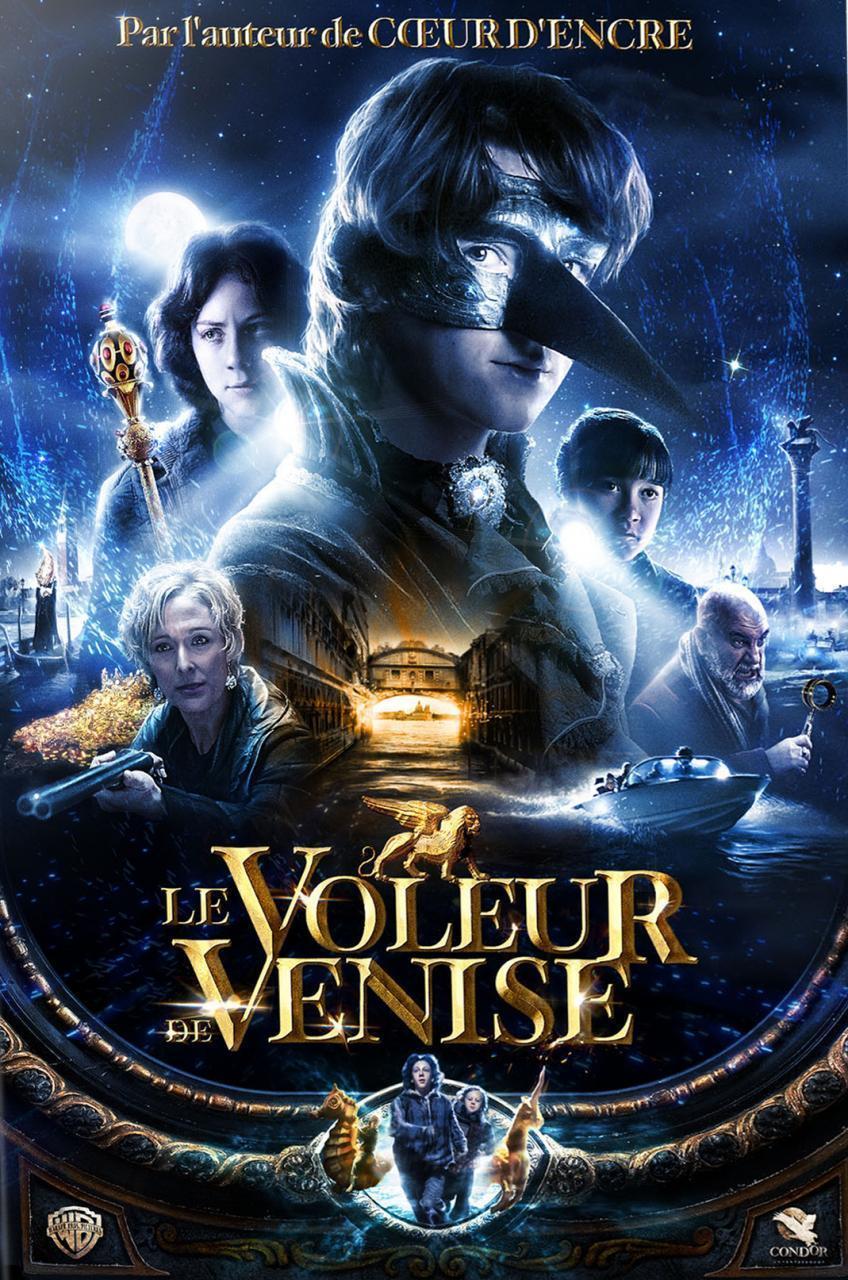 affiche du film Le voleur de Venise