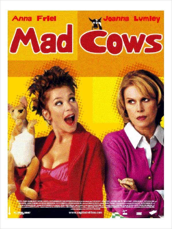 affiche du film Mad Cows