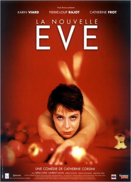 affiche du film La nouvelle Eve