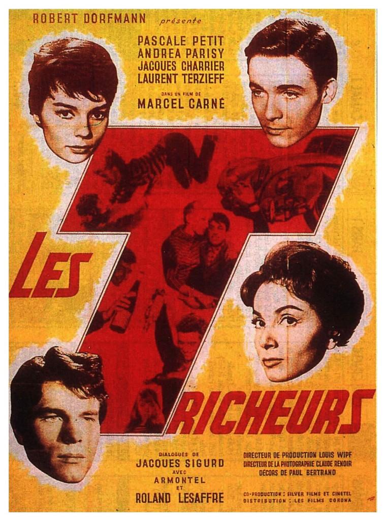affiche du film Les Tricheurs
