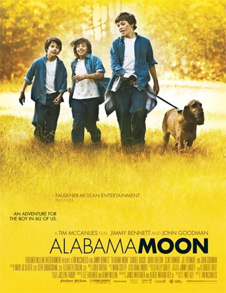 affiche du film Alabama Moon