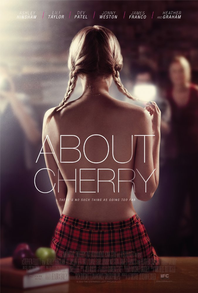 affiche du film About Cherry