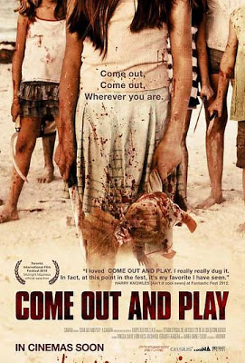 affiche du film Come Out and Play